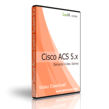 Cisco ACS 5.x Video Bundle