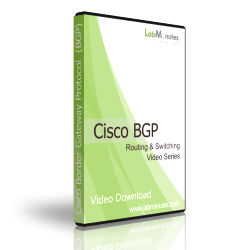 Cisco BGP Video Bundle