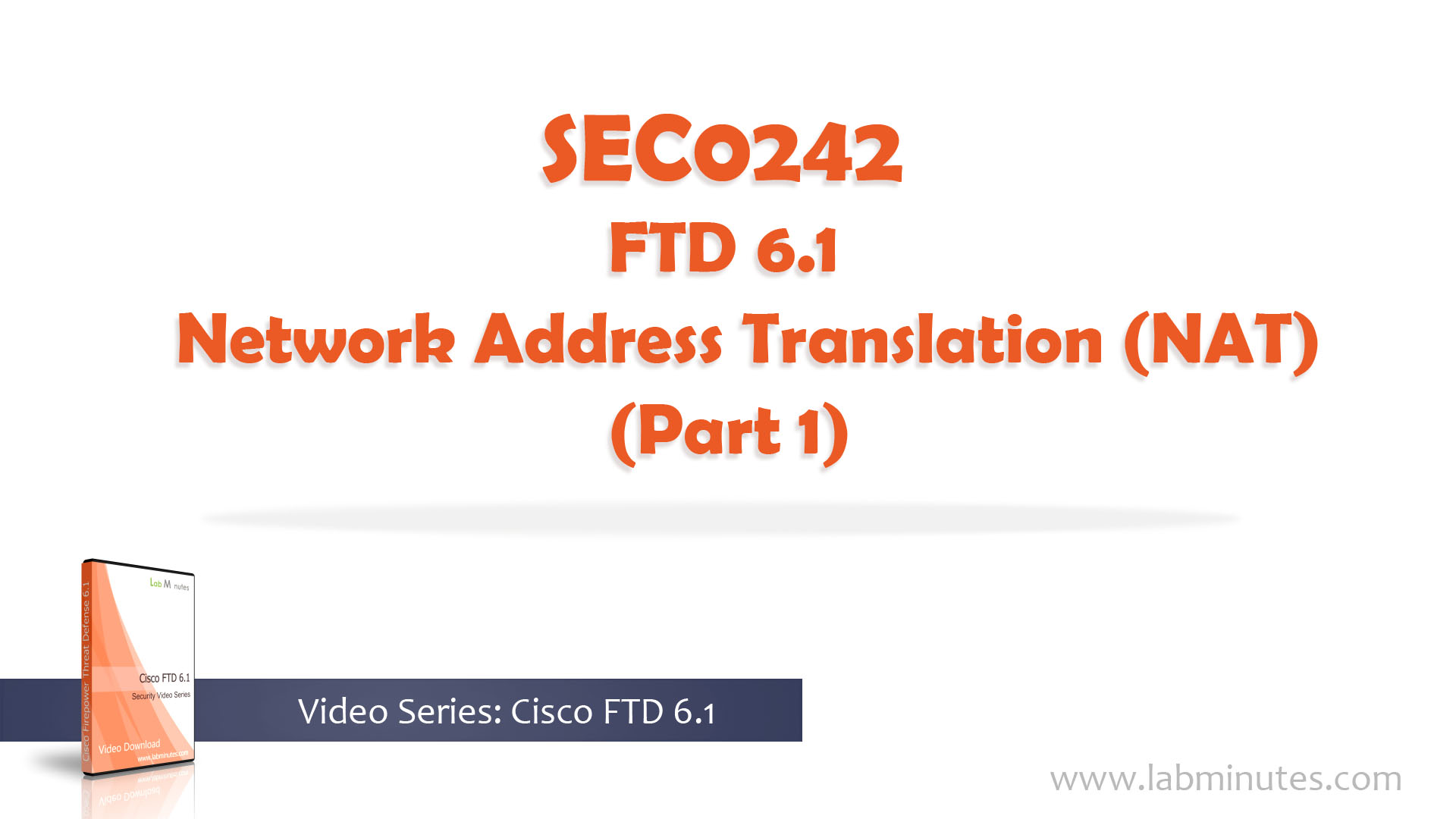 how to configure ftd 6 1 network address translation  nat
